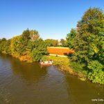 Ruderregatta in Celle 2015 - Luftaufnahme DLRG