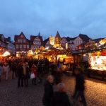 360 Grad Panorama vom Weihnachtsmarkt Celle