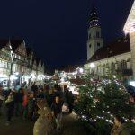 Weihnachtsmarkt in Celle - Stechbahn