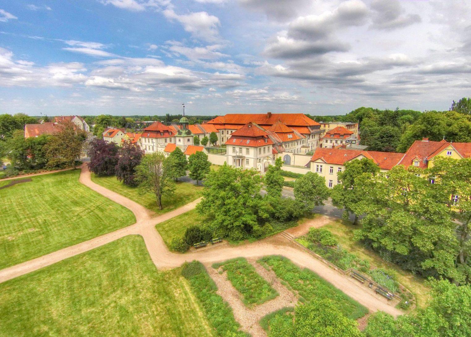 Gefängnis von Celle – Luftbild
