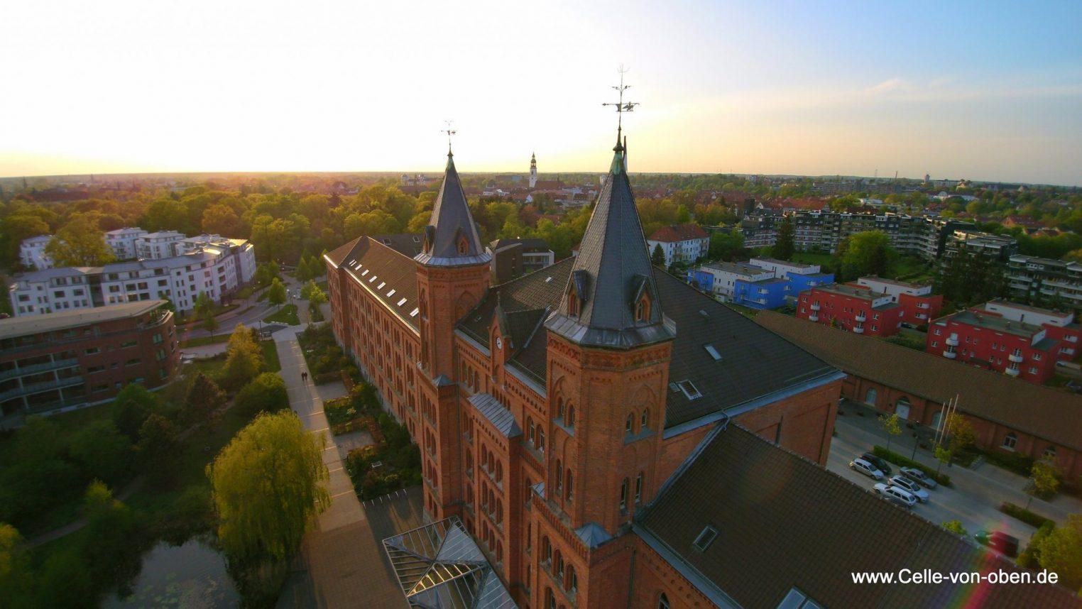 Neues Rathaus Celle